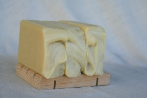 Grapefruit, Lime, & Mint Goat Milk Soap