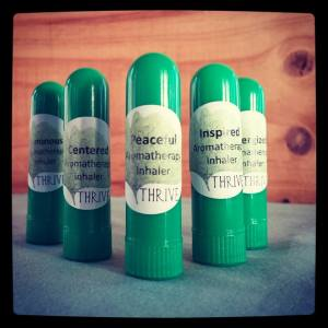 Little capsules of aromatherapy magic